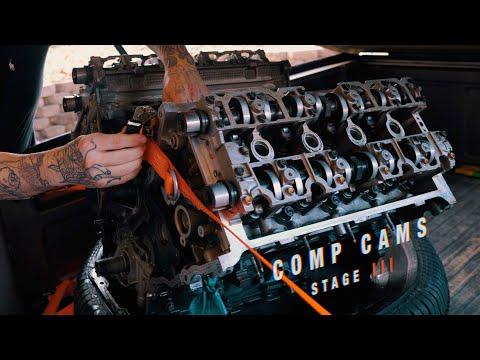 Terminator Cobra Long Block