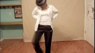 Michael Jackson  Dangerous Dance (Elyssa Ramirez)