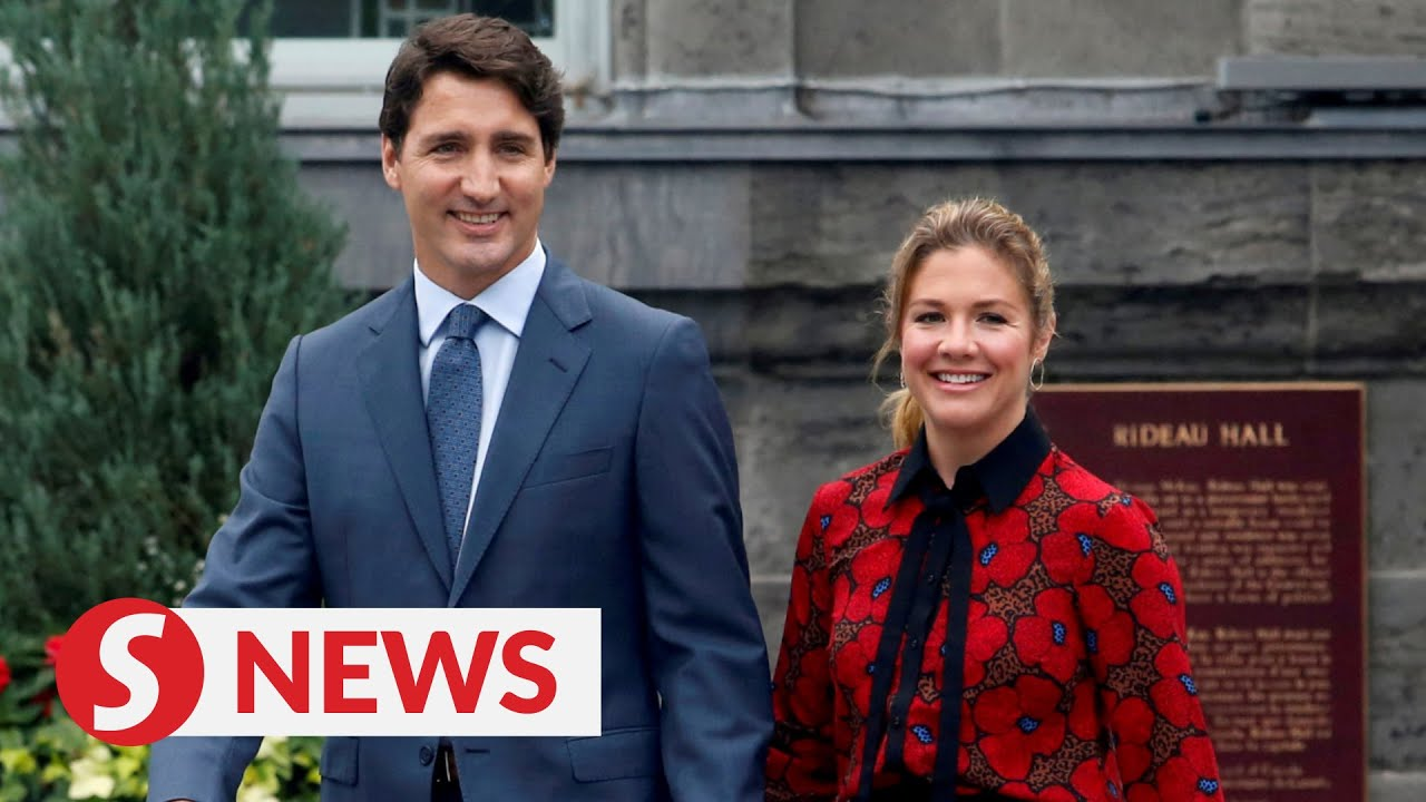 Canadian PM Justin Trudeau's wife positive for coronavirus