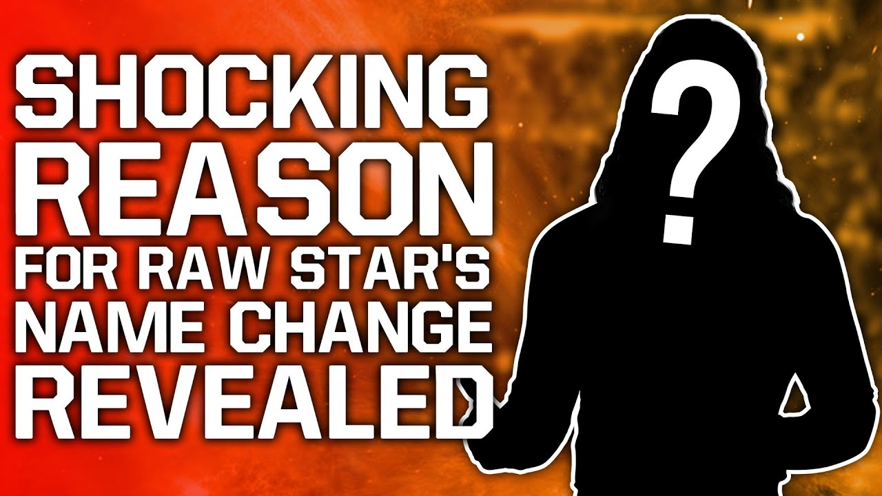 Download Shocking Reason For WWE Raw Star Name Change   AEW And IMPACT Stars Forming Inter-Promotional Team?