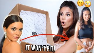 I SPENT $1,000 ON KENDALL JENNER'S USED CLOTHES... lets unbox