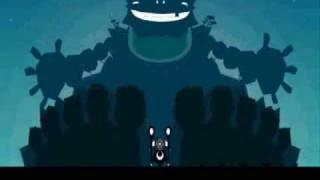 Patapon 2 Minigames - Kon Kimpon (Mountain Baby)