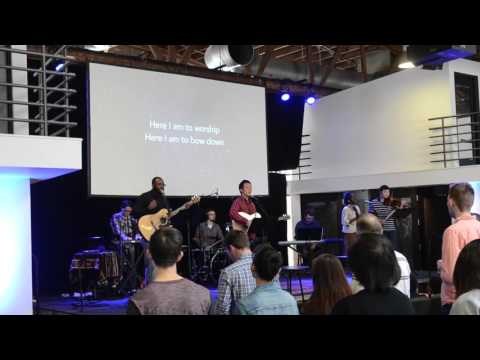 Holy Is The Lord/Here I Am To Worship - Park Community Church