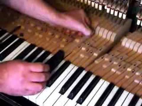 how to fix sticky piano keys
