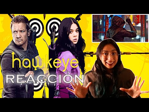 🏹 HAWKEYE trailer REACCION  ¿con el espíritu navideño? 🎄Serie Marvel Disney Plus