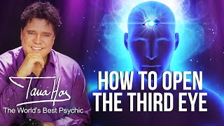 Repeat youtube video How To Open The Third Eye - A How To Open The Third Eye Technique