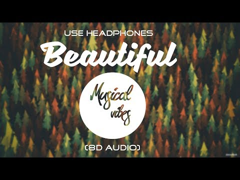 Bazzi - Beautiful feat. Camila ♪(8D Audio)