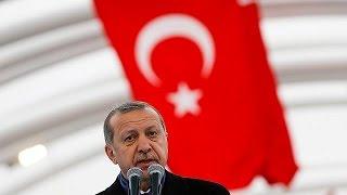 Турция: конституционная реформа одобрена парламентом