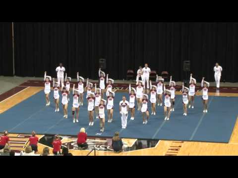 BHP State Cheerleading 2015