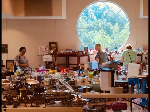 HUGE CHURCH GARAGE SALE - ITS A TREASURE HUNT!