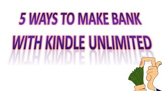 5 Ways To Get People To Read EVERY Page of Your Kindle eBooks