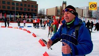 Большой спортивный праздник на лыжероллерной трассе в Веснянке