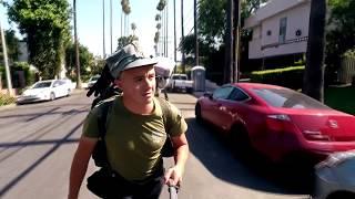 Autostopem przez Amerykę - Wzgórza Hollywood (Odc.20)