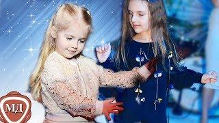 ДОЧЬ и ВНУЧКА АЛЛЫ ПУГАЧЕВОЙ Лиза Галкина и Клава Земцова веселятся на празднике Желтых цветов!