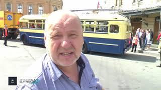 5-й Петербургский международный парад ретро-транспорта 2019