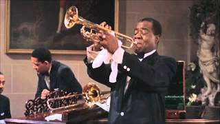 Louis Armstrong All Stars (live 1955) - Muskrat Ramble