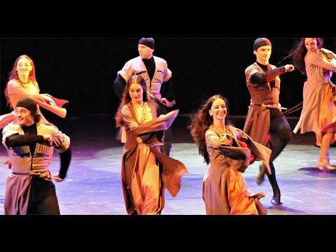 Georgian National Ballet Sukhishvilebi in Batumi