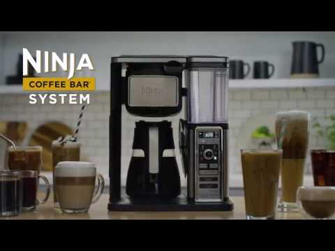 Meet the Ninja Coffee Bar® System with Glass Carafe (CF091)