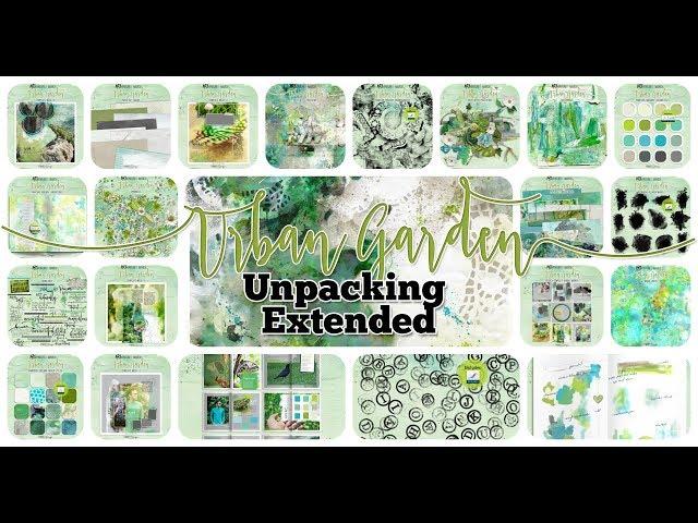 Urban Garden - Unpacking Extended - by NBK-Design