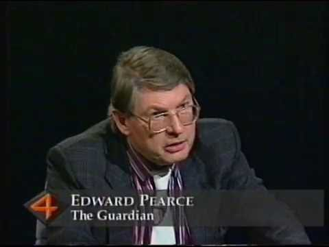 C4 Iraq war discussion with Edward Pearce and Harold Pinter