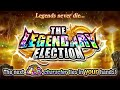 THE LEGENDARY ELECTION IS HERE!!! VOTE FOR THE NEXT LR: Dragon Ball Z Dokkan Battle
