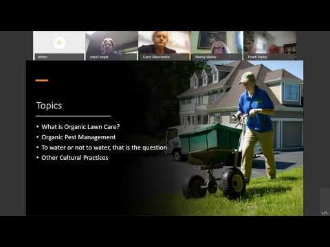 Lawn Care With SavAtree And Jersey Friendly Yards L RF Webinar 4