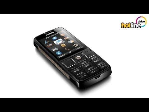 Philips - мобильные телефоны - обзоры, тесты, описания