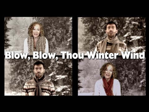 Blow Blow Thou Winter Wind (John Rutter) by Julie Gaulke and Simone Lo Castro