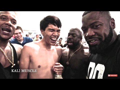SLAP CITY - Kali Muscle + Mike Rashid + Thai