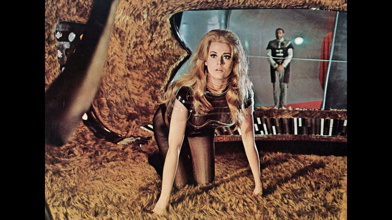 img.newsrbk.ru Movie Review: Barbarella by Jane Fonda 1968 France / Italy! Very TRIPPE! - YouTube