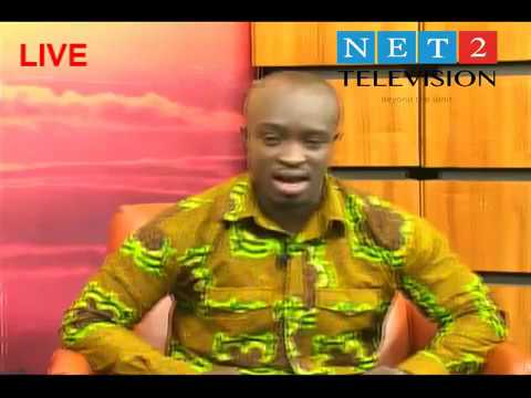 THE DIALOGUE WITH YAW PREKO on Net2 TV