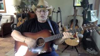 1619 -  I Sang Dixie -  Dwight Yoakum cover with guitar chords and lyrics