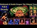 Полное Прохождение игры Battletoads Double Dragon для Nes Famicom Dendy на Русском языке mp3