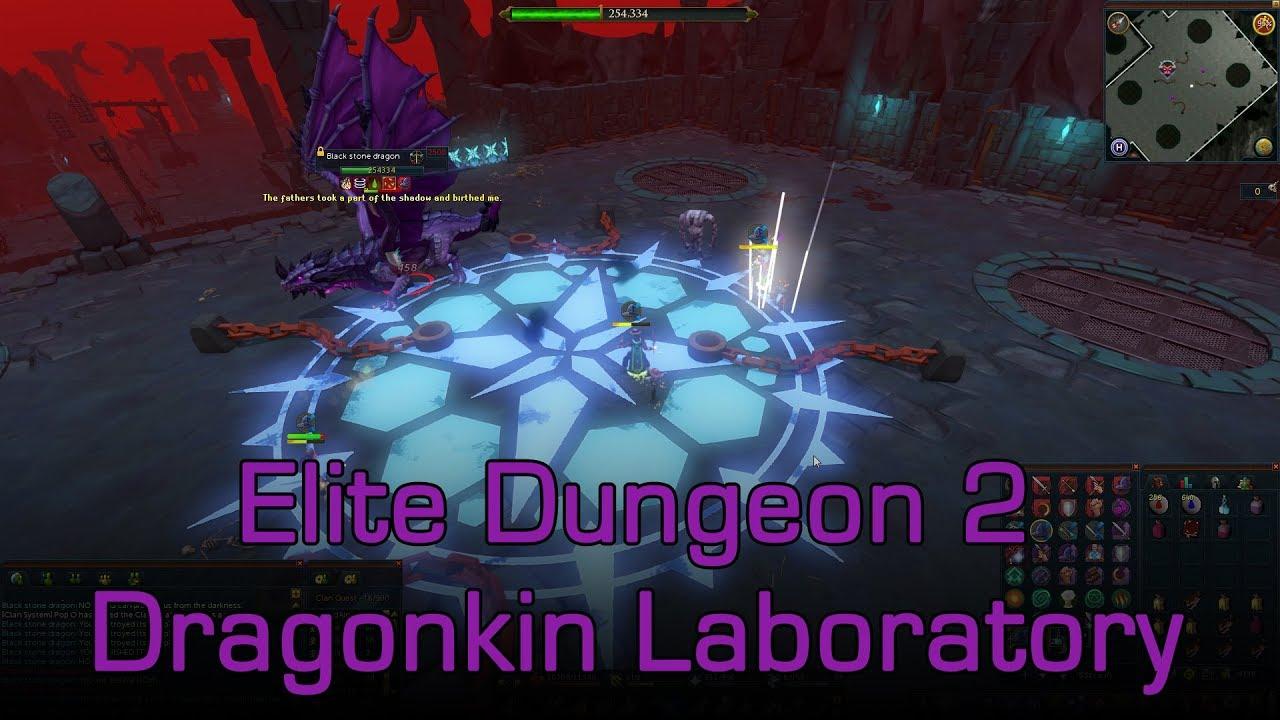 elite dungeon runescape