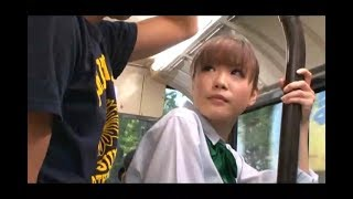 Download Video Japan Movie  School Beauty Taking a Bus Movie clips HD 2018|Sensory Massage MP3 3GP MP4