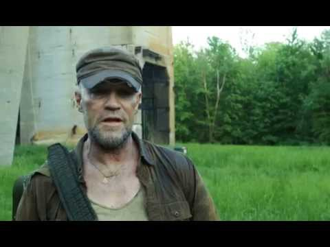 The Driving Dead  The  Michael Rooker Exclusive