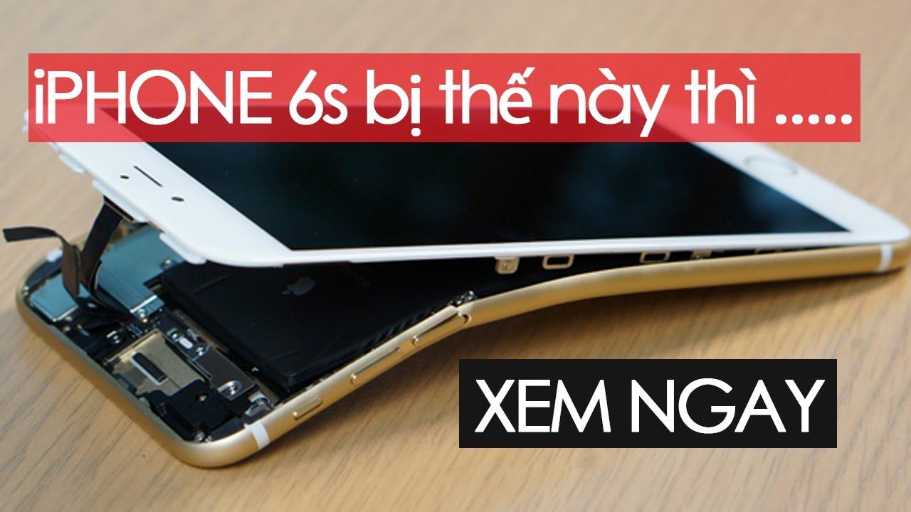 THAY MẶT KÍNH IPHONE 6 6S 6 PLUS chính hãng 2017