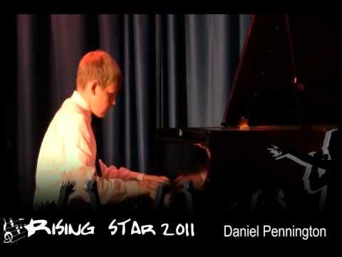 Daniel Pennington - Rising Star 2011 - Piano Lessons