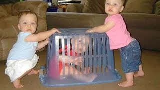 The LONGER you watch these KIDS & BABIES the FUNNIER they get!