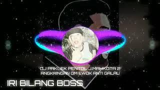SPECIAL REQUEST JUNGLEDUTCH HAREUDANG HAREUDANG DJ PAKLEK PENTOL SMD