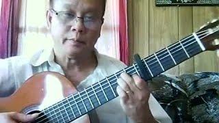 Nha Trang Ngày Về (Phạm Duy) - Guitar Cover by Hoàng Bảo Tuấn