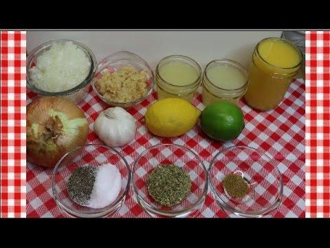 Cuban Style Mojo Marinade ~ Mojo Marinade Recipe ~ Noreen's Kitchen