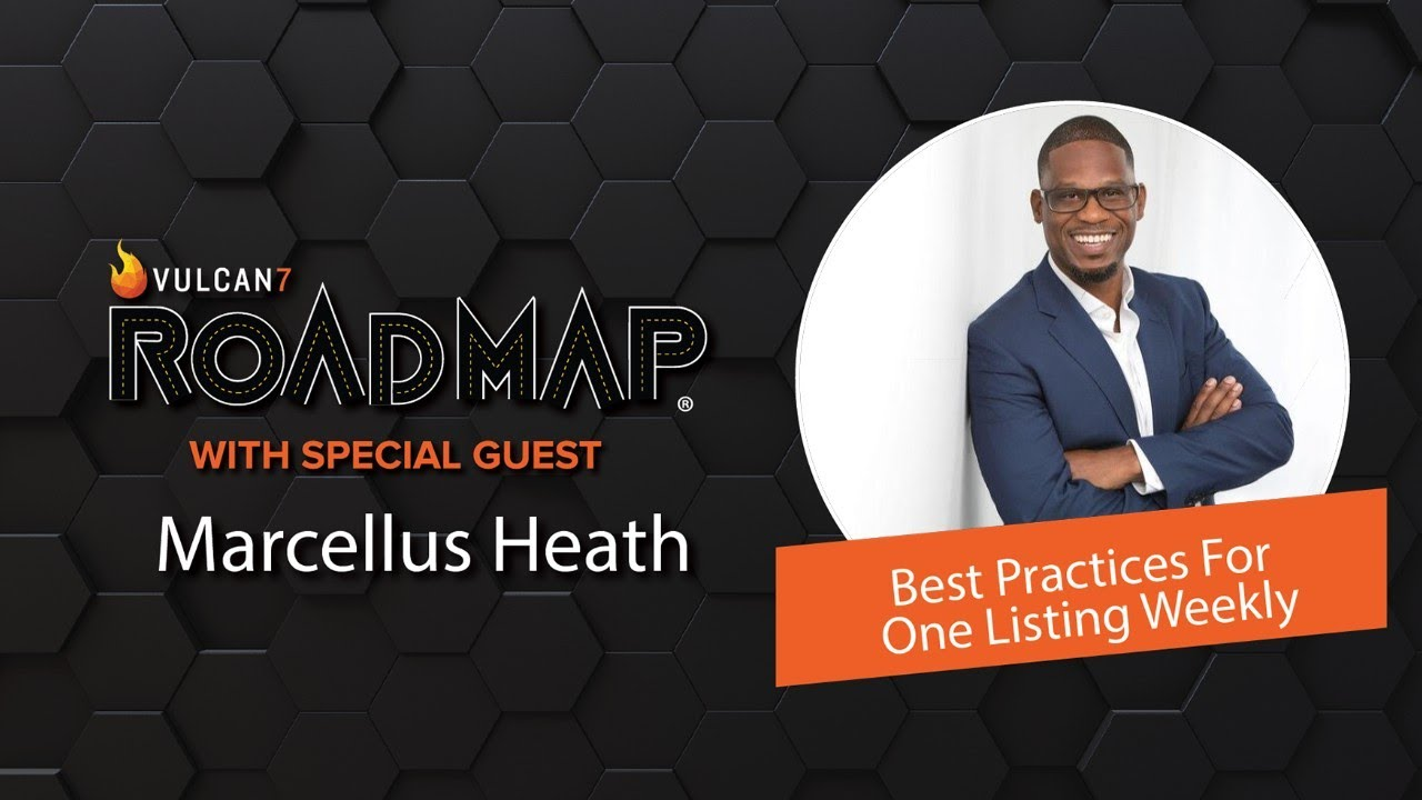 Download ROADMAP Season 8 Episode 4:  Best Practices For One Listing Weekly