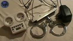ElectroMagneticClamp self bondage