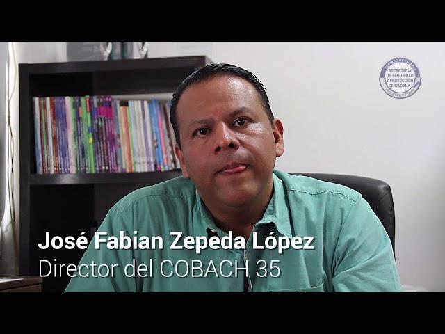 "SSyPC implementa ""Operativo mochila"" en Cobach 35 de Tuxtla Gutiérrez"