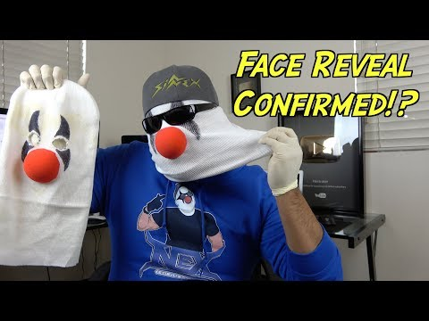 I'm Finally Doing a Face Reveal (Unmasking)  NO MORE MASK and Playstation 4 Giveaway