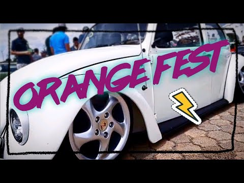 Orange Fest / Desde el Dron / edlemental