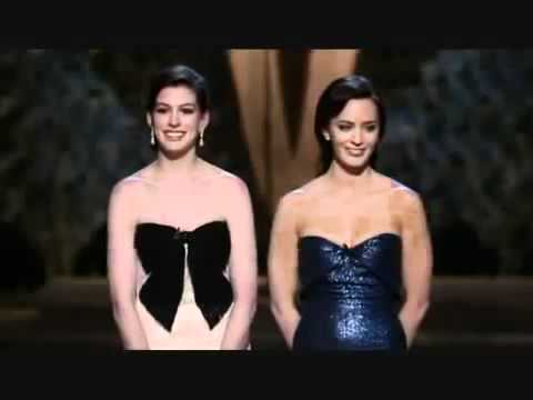Thumbnail: The funniest video of Meryl Streep - Oscars 2007