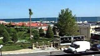 Vega Village St. Vlas: One Bedroom, Fully Furnished Apartment, First Line Bbb.avi