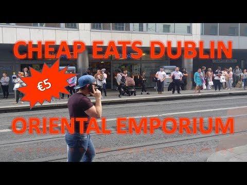 Cheap Eats Dublin: Where To Eat For €5
